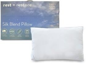 Silk-Blend-Pillow on sale