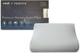 Premium-Memory-Foam-Pillow on sale
