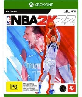 Xbox-One-NBA-2K22 on sale