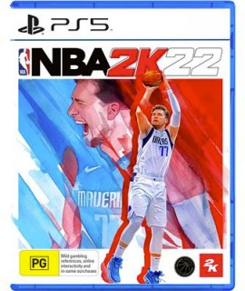 PS5-NBA-2K22 on sale