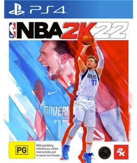 PS4-NBA-2K22 on sale