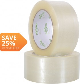Pomona-S93-Clear-Packaging-Tape on sale