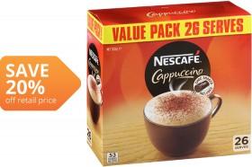 Nescaf-Caf-Menu-Sachets on sale