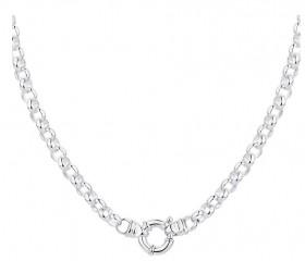 45cm-18-Belcher-Chain-in-Sterling-Silver on sale