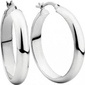 30mm-Round-Hoop-Earrings-in-Sterling-Silver on sale