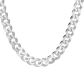 55cm-22-Curb-Chain-in-925-Sterling-Silver on sale