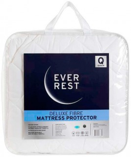 40-off-Ever-Rest-Deluxe-Fibre-Mattress-Protector on sale