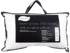 40-off-Ever-Rest-70-Goose-Down-30-Feather-Pillow on sale
