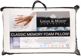 40-off-Logan-Mason-Classic-Memory-Foam-Pillow on sale