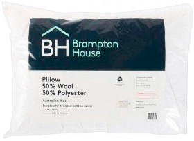 40-off-Brampton-House-50-Wool-50-Polyester-Pillow on sale