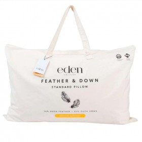 40-off-Eden-75-Duck-Feather-25-Down-Pillow on sale