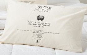 40-off-White-Home-NZ-Wool-Blend-Pillow on sale