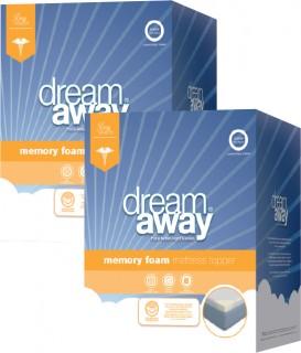 50-off-Dream-Away-Memory-Foam-Mattress-Topper on sale