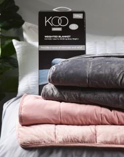 50-off-Koo-Elite-Weighted-Blanket on sale