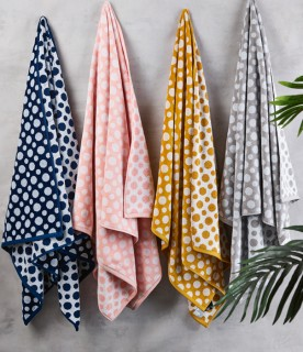 Koo-Dotty-Towel-Range on sale