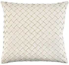 40-off-Koo-Home-Pia-Basketweave-Cushion-50-x-50cm on sale