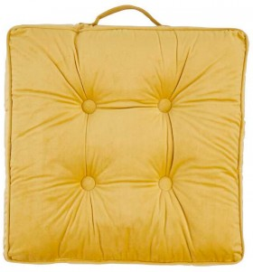 40-off-Koo-Home-Maddie-Square-Floor-Cushion-50-x-50-x-12cm on sale