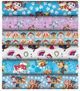 Licensed-Quilting-Apparel-Fabric on sale