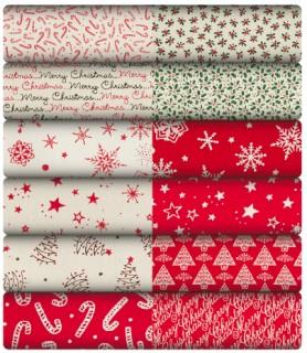 Christmas-Fabric on sale