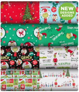 Licensed-Christmas-Fabric on sale