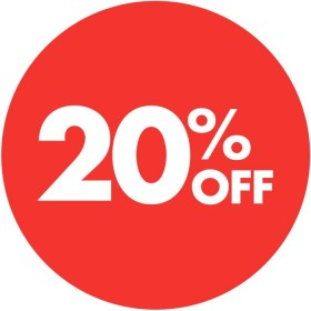 20-off-Crayola-Range on sale