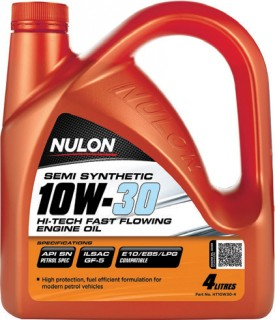 Nulon-Semi-Synthetic-Hi-Tech-Fast-Flowing-Engine-Oil on sale