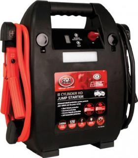 SCA-2400A-8-Cylinder-HD-Jump-Starter on sale