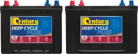 25-off-Century-Deep-Cycle-Batteries on sale