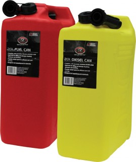 SCA-20L-Fuel-Cans on sale