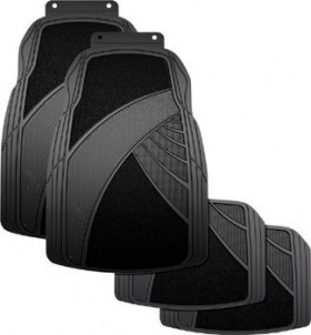 Armor-All-Rubber-Floor-Mats-Combo-Set-of-4 on sale