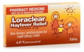 Loraclear-Hayfever-Relief-90-Tablets on sale