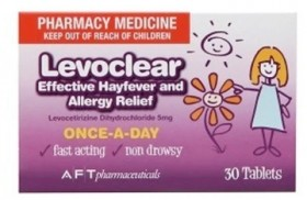Levoclear-Hayfever-Allergy-Relief-30-Tablets on sale