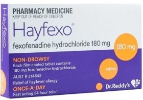 Dr-Reddys-Hayfexo-180mg-30-Tablets on sale