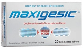 Maxigesic-Double-Action-Pain-Relief-20-Tablets on sale