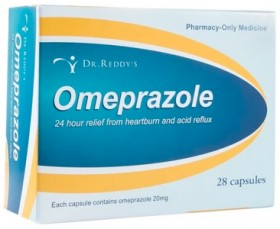 Dr-Reddys-Omeprazole-28-Capsules on sale