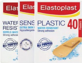 Elastoplast-Selected-Varieties-40-Plasters on sale