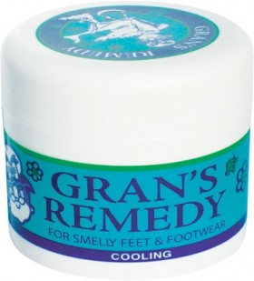 Grans-Remedy-Cooling-Foot-Powder-50g on sale