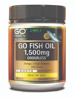 GO-Healthy-GO-Fish-Oil-1500mg-150-Capsules on sale