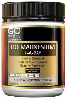 GO-Healthy-GO-Magnesium-1-A-Day-200-Capsules on sale