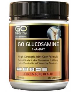 GO-Healthy-GO-Glucosamine-1-A-Day-210-Capsules on sale
