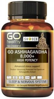 GO-Healthy-GO-Ashwagandha-8000-60-Capsules on sale