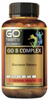 GO-Healthy-GO-B-Complex-120-Capsules on sale