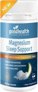 Good-Health-Magnesium-Sleep-Support-60-Capsules on sale