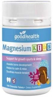 Good-Health-Magnesium-Kids-100-Tablets on sale