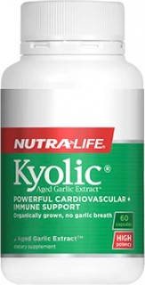 Nutra-Life-Kyolic-Aged-Garlic-Extract-60-Capsules on sale