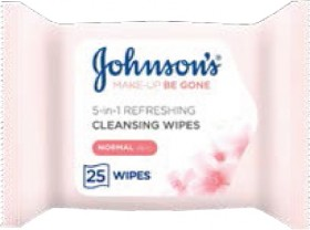 Johnsons-Facial-Cleansing-Refreshing-25-Wipes on sale
