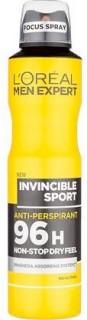 LOreal-Men-Expert-Invincible-Sport-96H-Anti-Perspirant-250mL on sale
