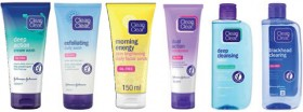Selected-Clean-Clear-Products on sale