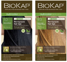 20-off-RRP-Biokap-from-Italy-14-Natural-Permanent-Hair-Colours-135mL on sale