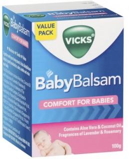 Vicks-Baby-Balsam-100g on sale